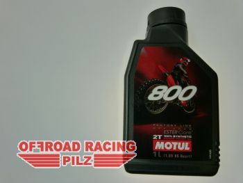 MOTUL 800 2T Factory Line Off Road Mischöl