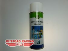 RECA arecal GALVA ZINC BASIC Zinkspray hellgrau 400 ml