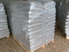 1 Palette 975 kg Holzpellets 6 mm DIN EN ISO 17225-2 A1