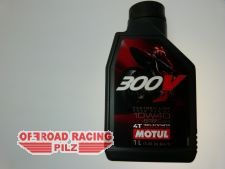 MOTUL 300V Factory Line Road Racing 10W40