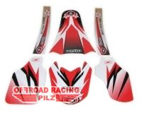 Olkom Trim Kit-Flower CRF 450 05-08