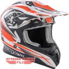 MX - Enduro Helm ROCC 742 orange